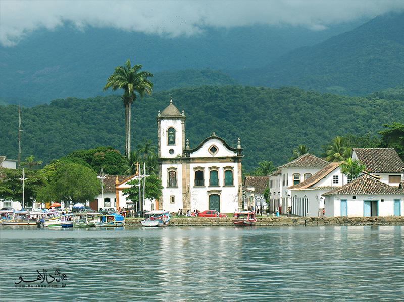 در هیچ کجای برزیل معماری مستعمراتی و زیبایی طبیعی اینقدر فوقالعاده با هم ترکیب نشدهاند.