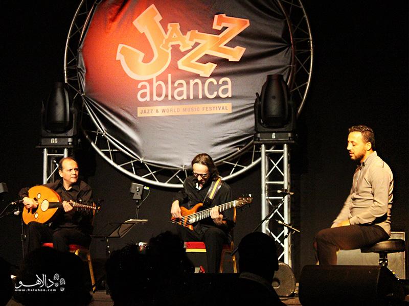 جازابلانکا: فستیوال موسیقی جاز عامیانه در کازابلانکا
