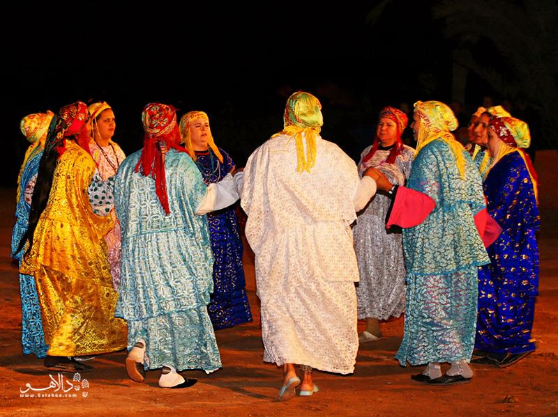 فستیوال بزرگ فرهنگی در شهر اصیله با 200 هزار تماشاگر