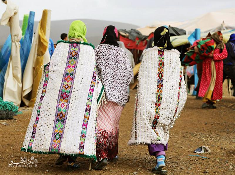 بربرها در این فستیوال سه روزه بهترین لباسها را میپوشند و دنبال شریک زندگی خود میگردند.