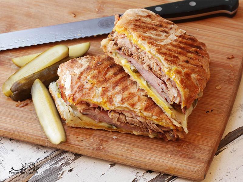 سفر به دریای کارائیب را با خوردن این ساندویچ چند برابر کنید.