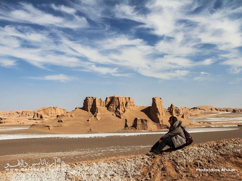 کلوتدر واقع عوارضی طبیعی و جغرافیایی در بیابان لوت ایران است که در اثر ساز و کار شگفتانگیز آب و باد و فرسایش زمین، پدید آمدهاند.