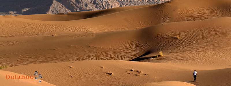 Mesr desert is a vast, enormous area in the middle of Dasht-e Kavir