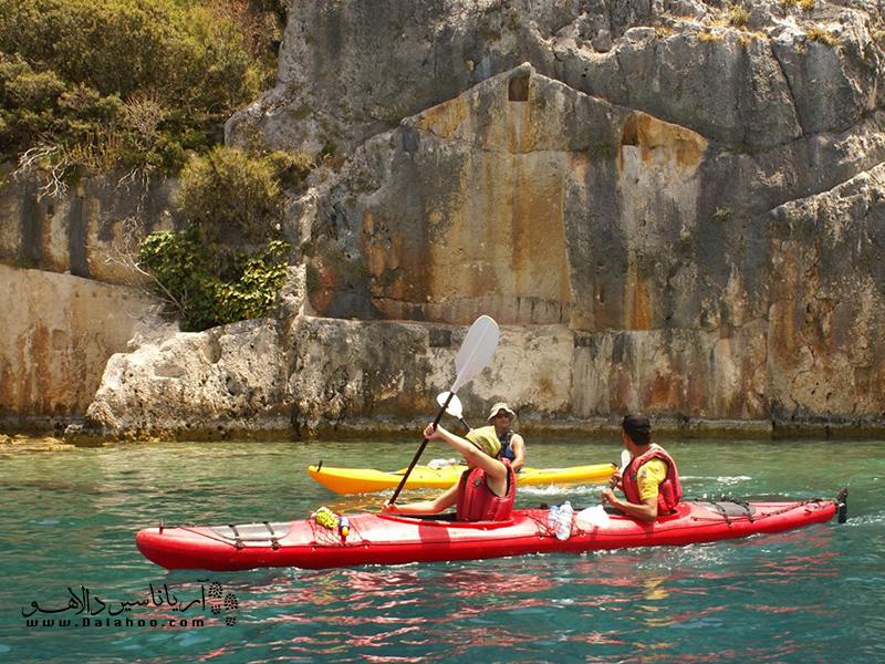 تفریحات ترکیه متنوع است و بر اساس سلیقه خود میتوانید آن را انتخاب کنید.
