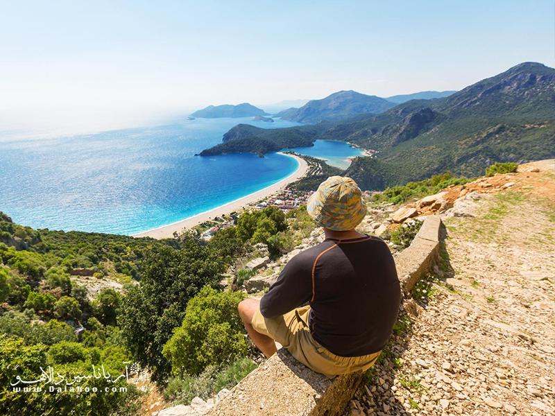 ماه جولای و آگوست بهترین فرصت برای کوهنوردی در ترکیه است.
