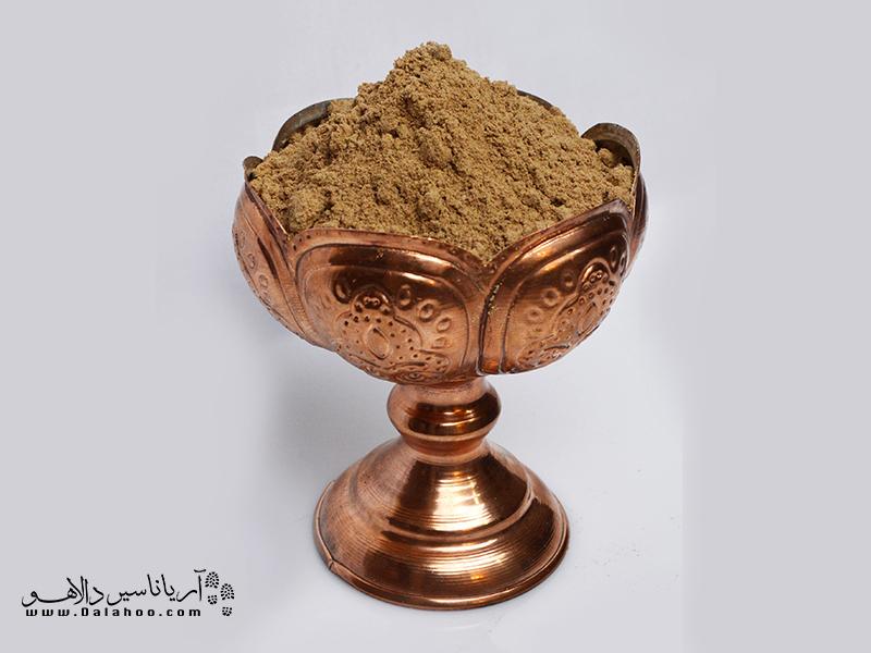 قاووت سوغاتی مقوی کرمان است.
