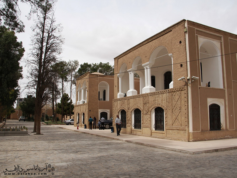 تمام نکات معماری یک عمارت ایرانی در این بنا رعایت شده.
