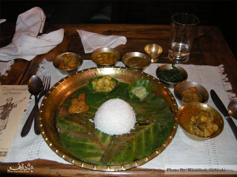 غذای نپالی