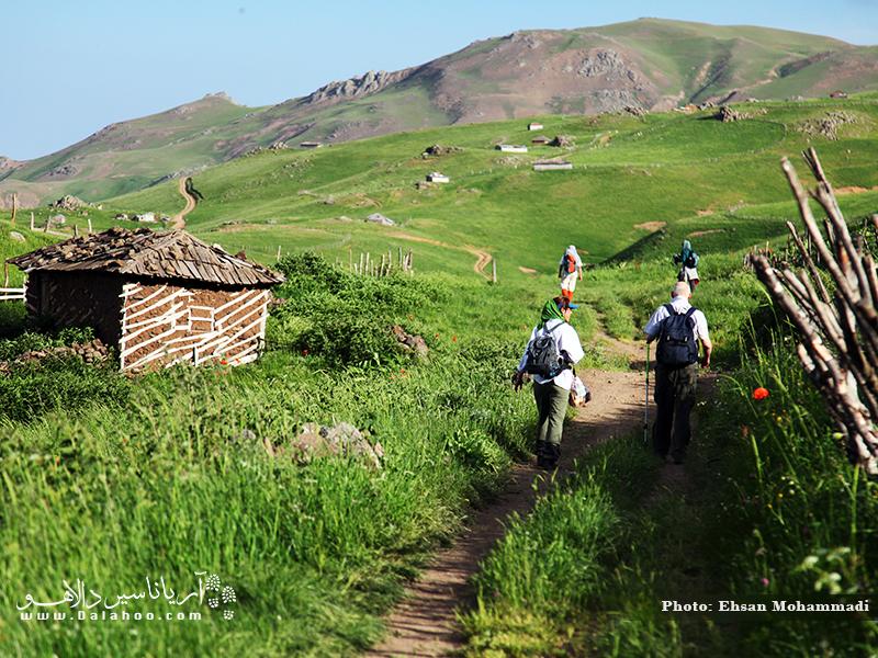 در سفر با تور شما فرصت همراهی با افراد تازه را بدست میاورید.