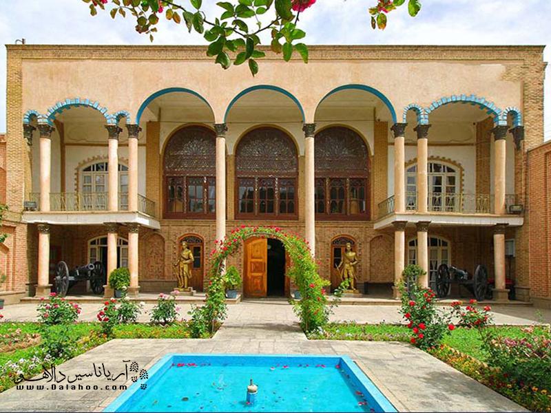 خانه مشروطه تبریز جزو خانههای تاریخی تبریز و از جاذبههای دیدنی تبریز است.