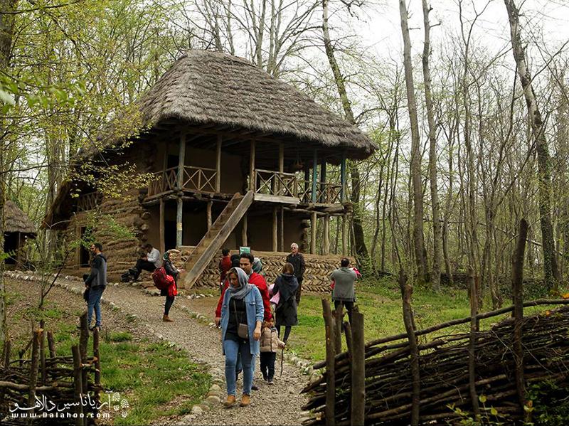 بازدید از موزه میراث روستایی گیلان روزهای جمعه بدون محدودیت زمانی است