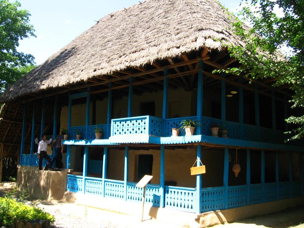 این موزه، نمونهای کوچک اما واقعی، از نحوه زندگی و فرهنگ سنتی روستاهای گیلان است.