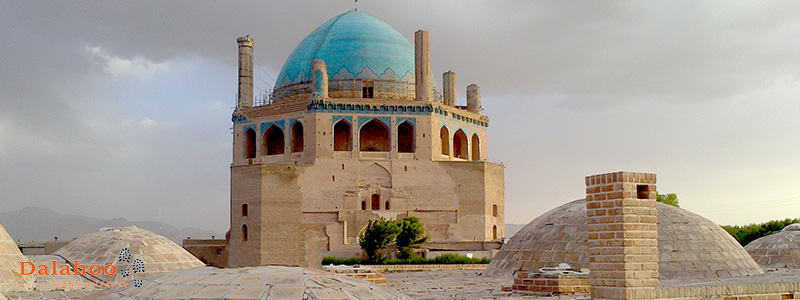 Zanajn is the home of one of the Unesco-recognized heritages