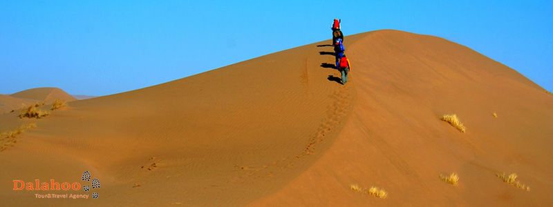 Abuzeyabad is the name of a haunting desert in Isfahan province.