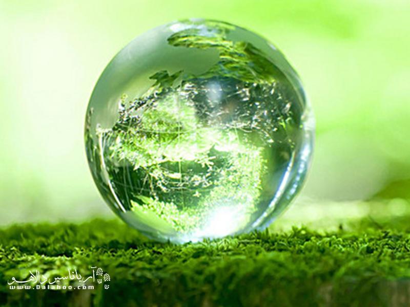 زمین یگانه سیارهمان است.