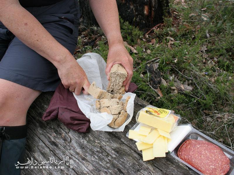 غذاهای خانگیای که با خود به سفر میبرید بهتر است سبک و کمچرب باشند، راحت حمل شوند و به ظروف زیادی نیاز داشته باشند.
