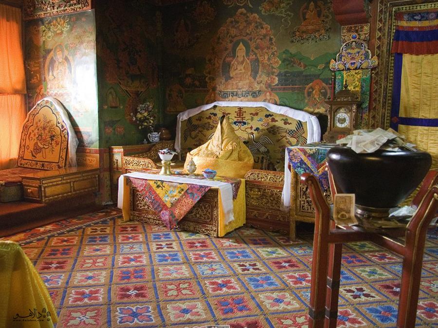 اتاق خالی دالایلاما