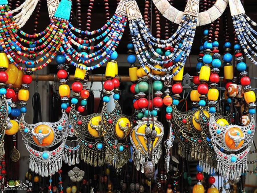 گردنبندهای تبتی