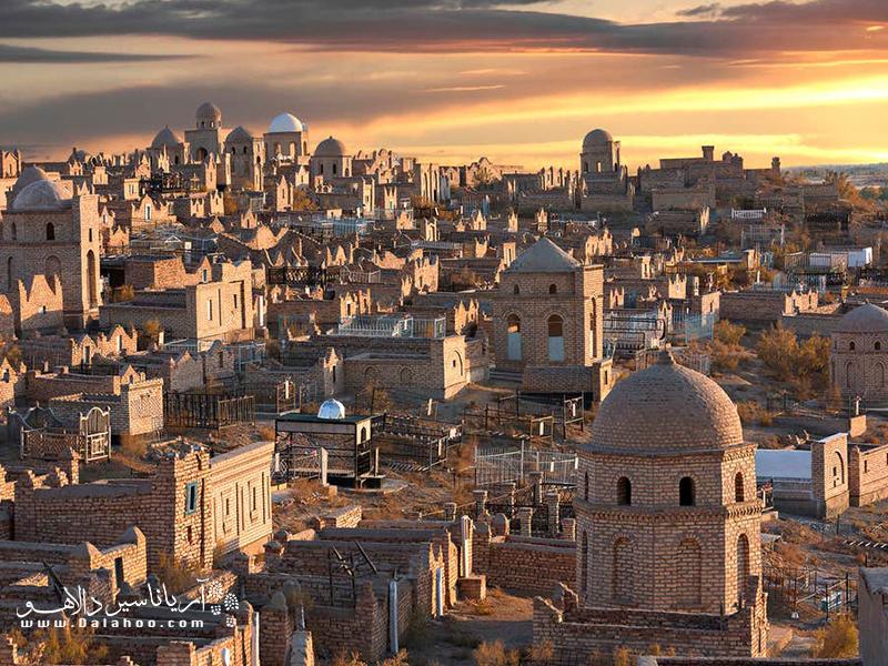 سرزمین ازبکستان از دوهزار سال قبل از میلاد مسیح مسکونی بوده است.