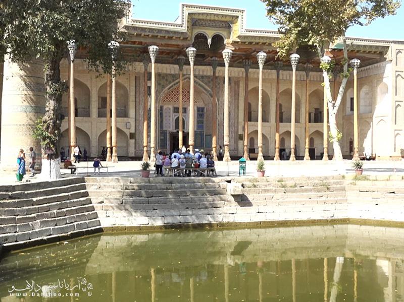 مسجد بخارا