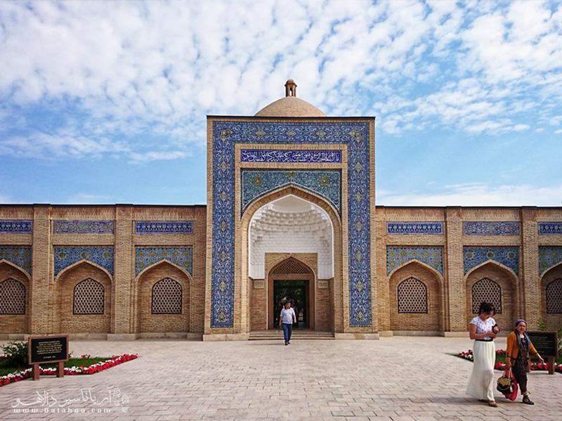 مقبره بهاءالدین نقشبندی
