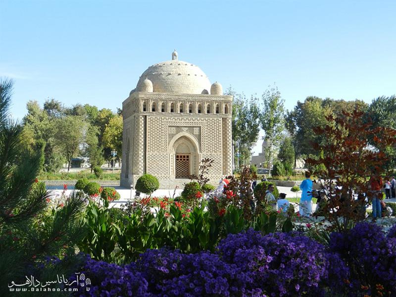مقبره امیر اسماعیل سامانی