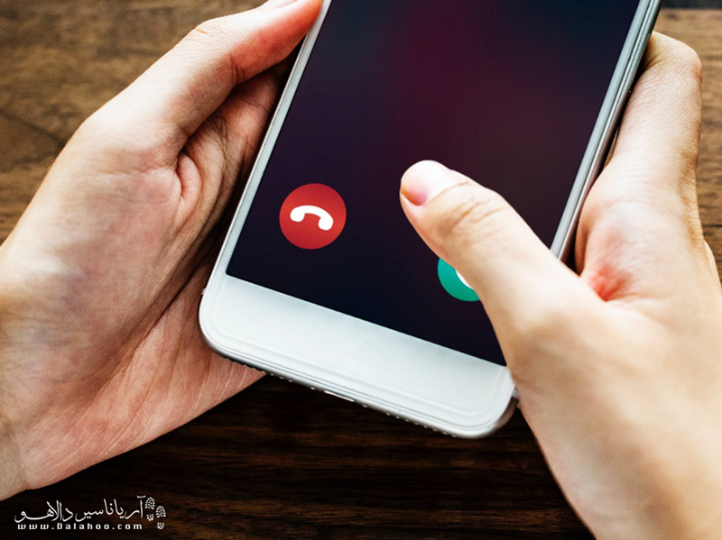 در حالت رومینگ تلفن همراه، هزینه مکالمات بر اساس دقیقه حساب میشود.