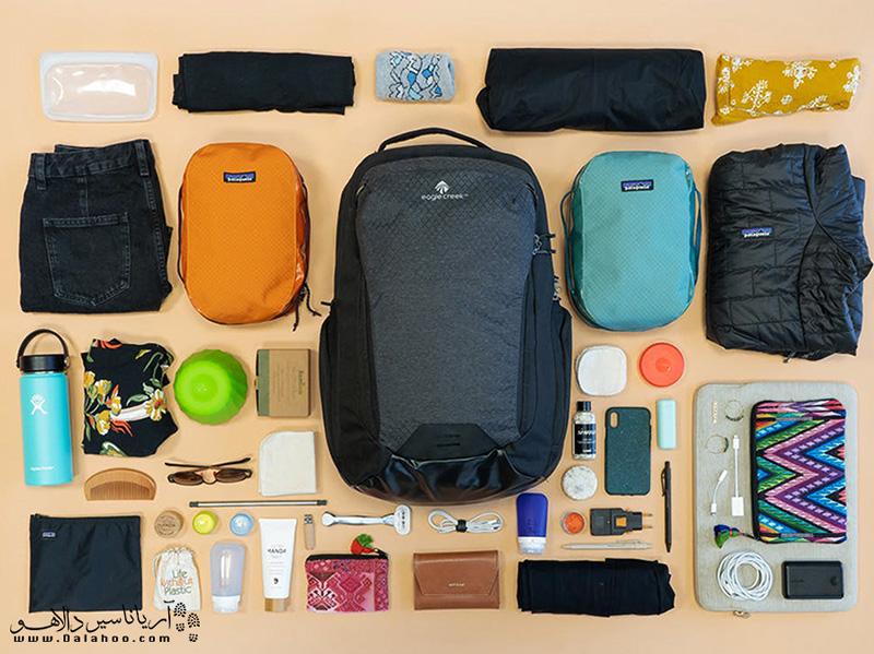 مهمترین دغدغه در چند روزه مانده به سفر جمع کردن وسایل سفر است.