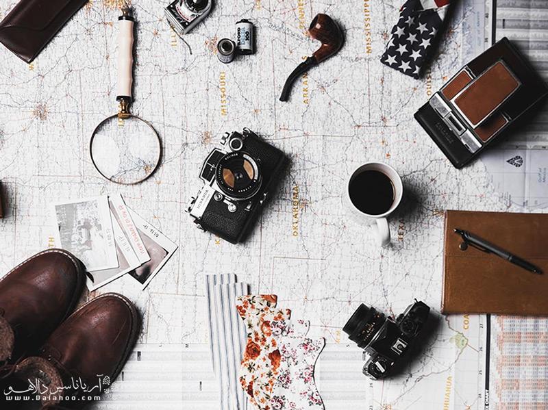 برای افراد با سبک زندگی و علایق خاص، لیست وسایل سفر کمی متفاوت است.