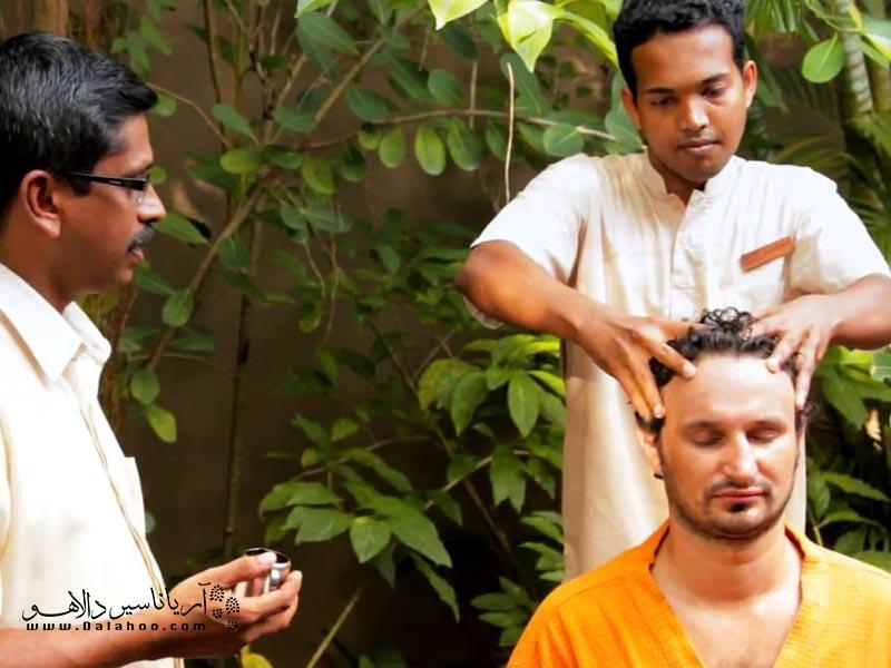 حسابی استراحت کنید و اجازه دهید ماساژورهای حرفهاای سریلانکا، خستگی را از تنتان به در کنند.