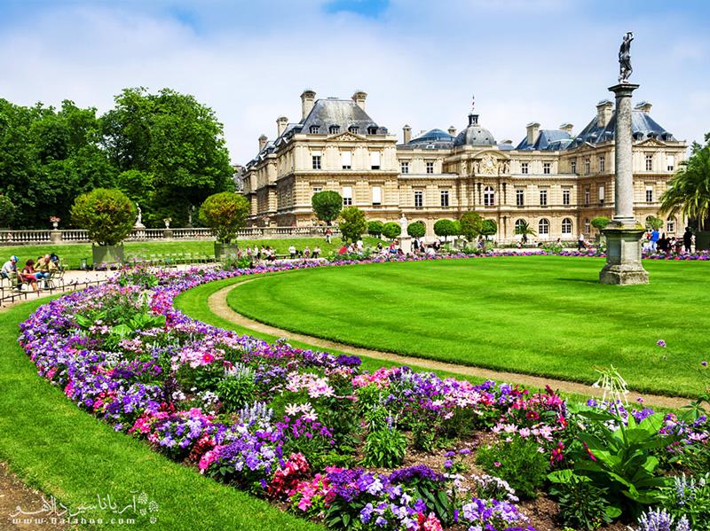 برای بازدید از باغ زیبای لوکزامبورگ و بسیاری از جاذبههای پاریس، به ویزای فرانسه نیاز دارید.