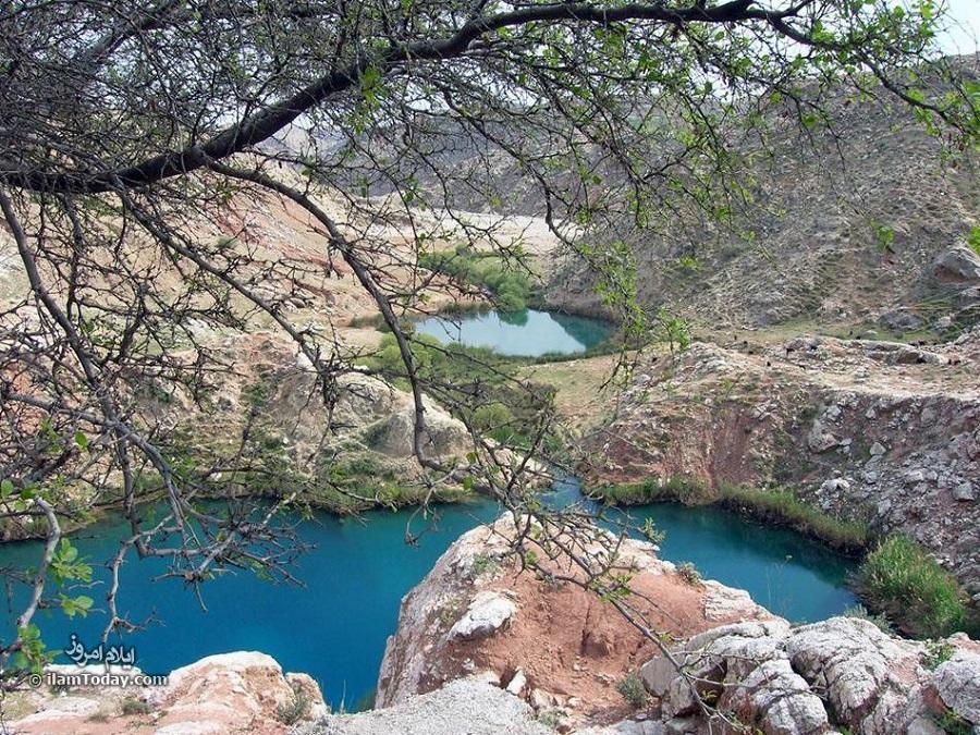 جاذبههای گردشگری بسیاری در استان ایلام وجود دارد.