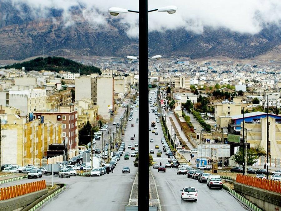 شهر ایلام از زیباترین شهرهای استان محسوب میشود.