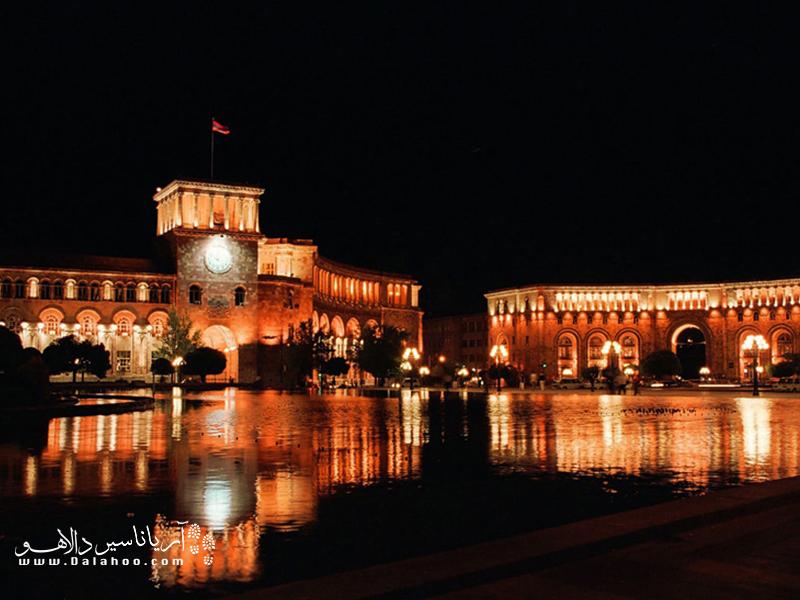 هراپاراک میدانی بزرگ و بیضی شکل در ایروان، پایتخت ارمنستان است.