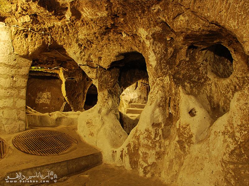 شهر زیرزمینی قونیه یکی از خاصترین اماکن تاریخی است که در سفر به قونیه باید از آن بازدید کرد.