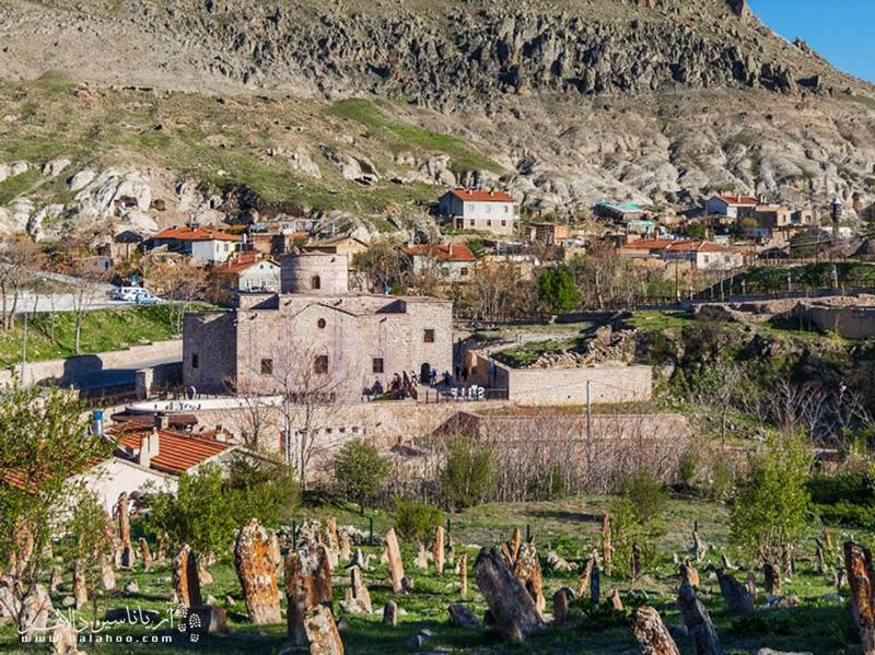 روستای سیله در شمال غرب قونیه، قدمتی 7000 ساله دارد.