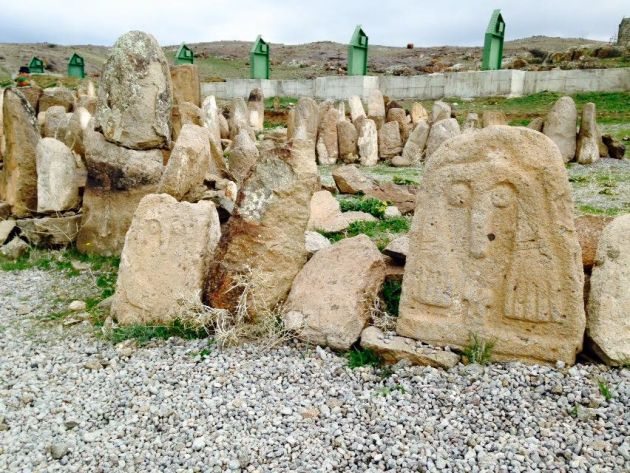 شهر باستانی یئری