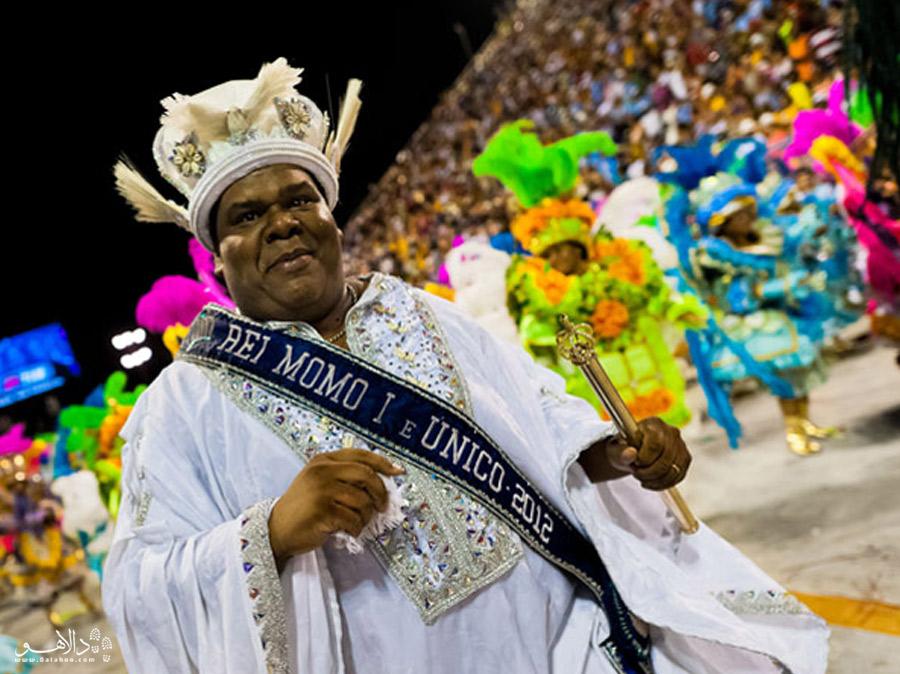سلطنت پادشاه مومو طولانی باد! پادشاه کارنوال