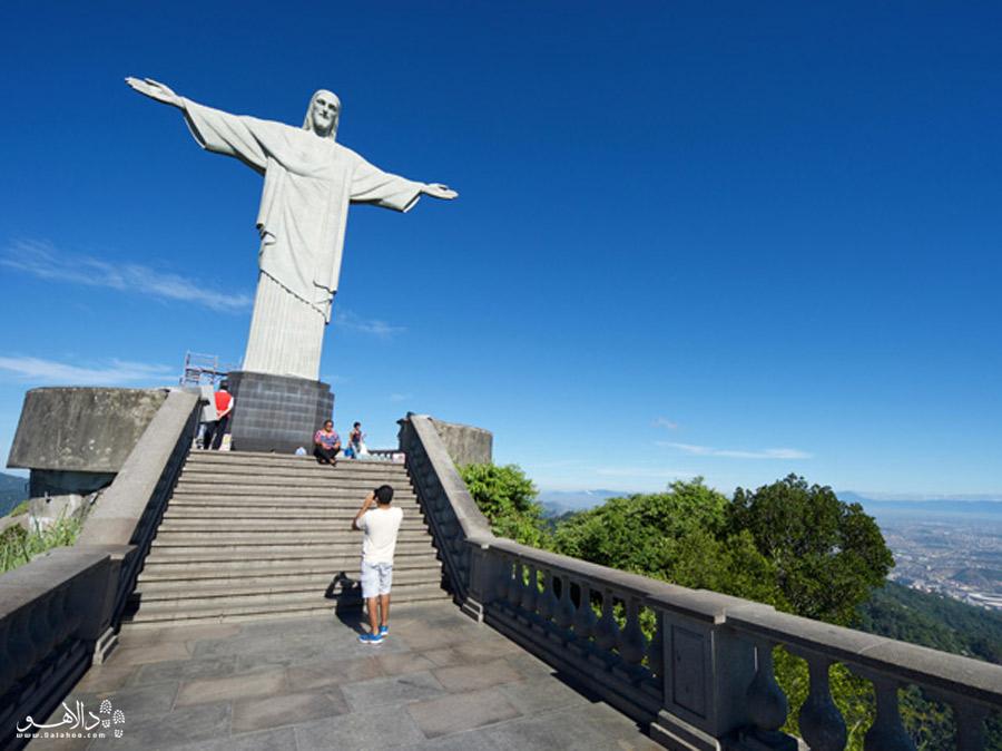 به ریو که سفر کردید آسمان را آبیتر ببینید!