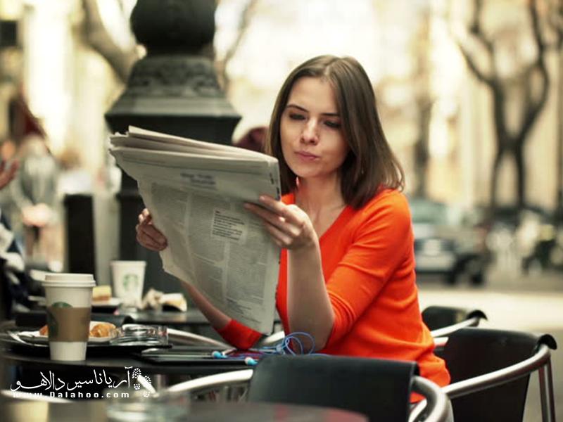 روزنامهها خیلی بیشتر از آنچه فکر میکنید در مورد مسافرت به این شهر به شما اطلاعات میدهند.