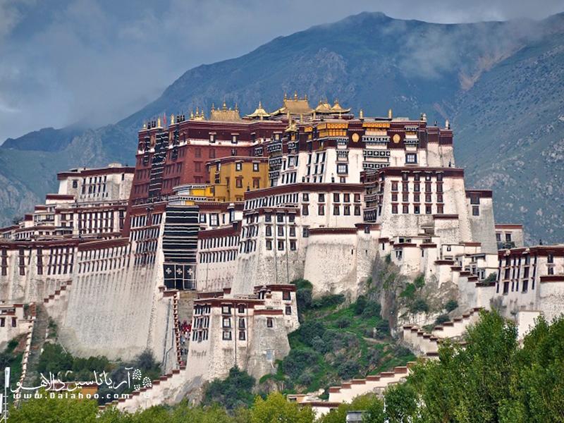 محل اقامت دالایی لاما.