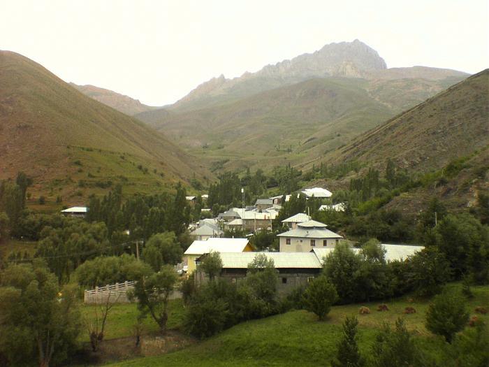 روستای کلاک