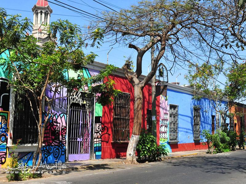 برانکو پاتوقی برای هنرمندان شده است.