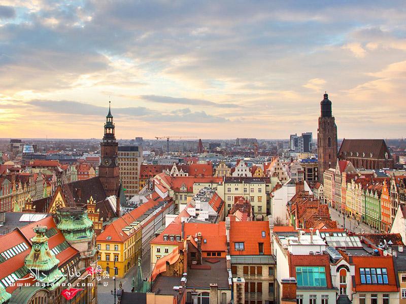 این شهر قدیمی و رنگی گزینه فوقالعادهای برای عکاسی است.