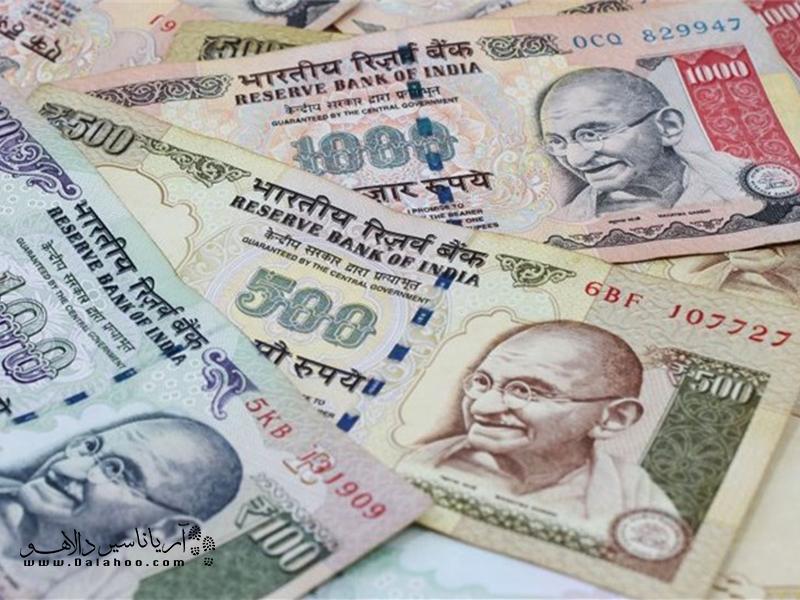 واحد پول کشمیر روپیه هندی (INR) است