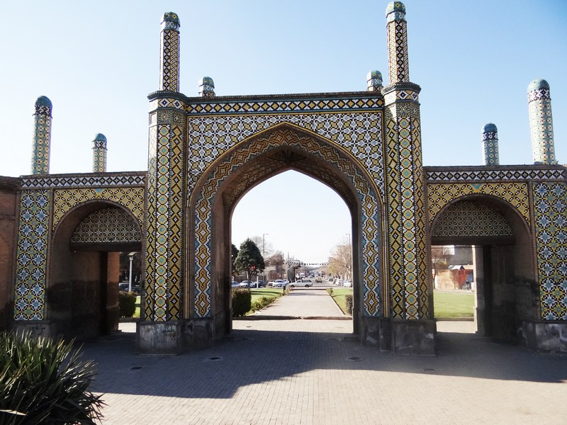 دروازه قدیم تهران