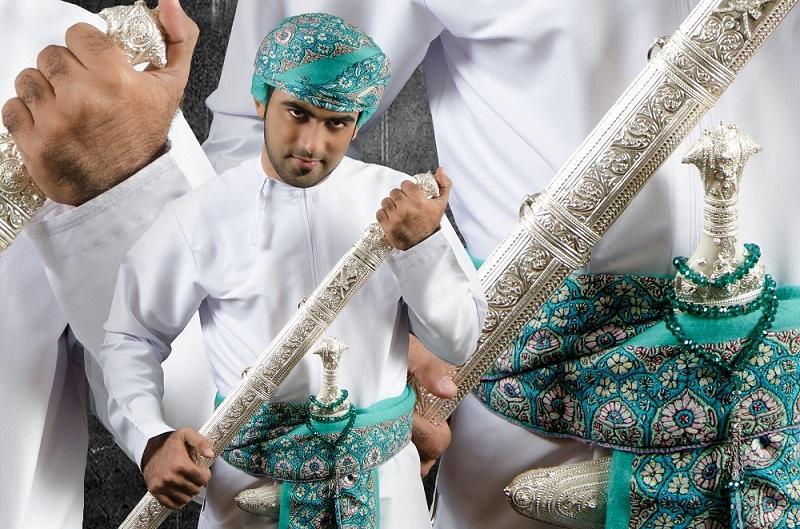 خنجر عمانی