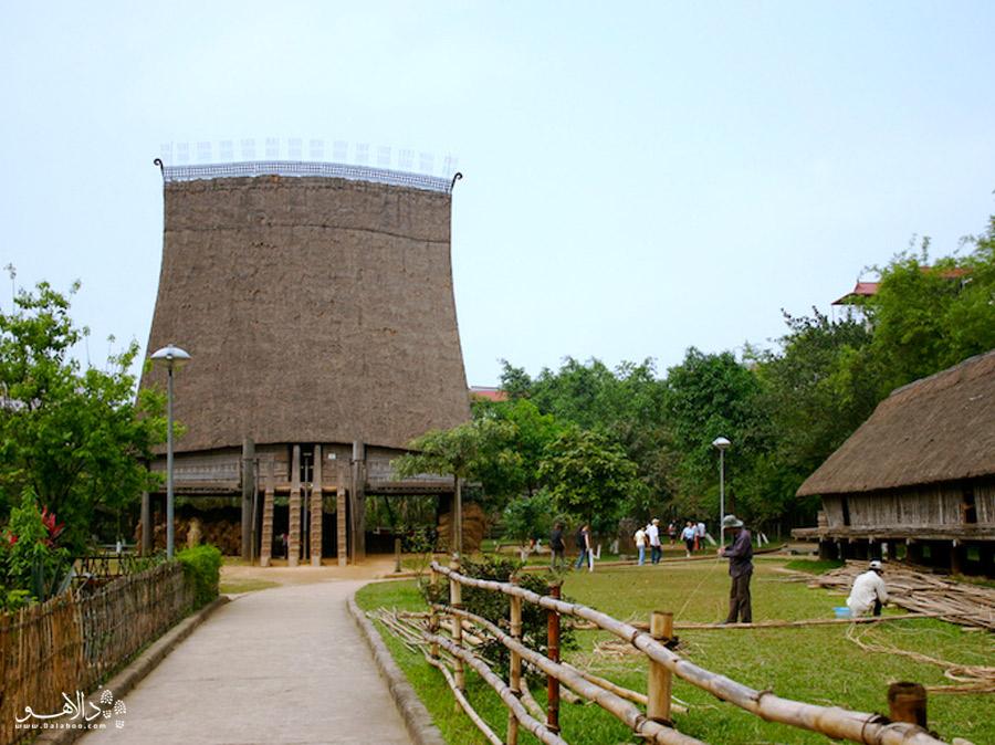 موزه انسان شناسی هانوی