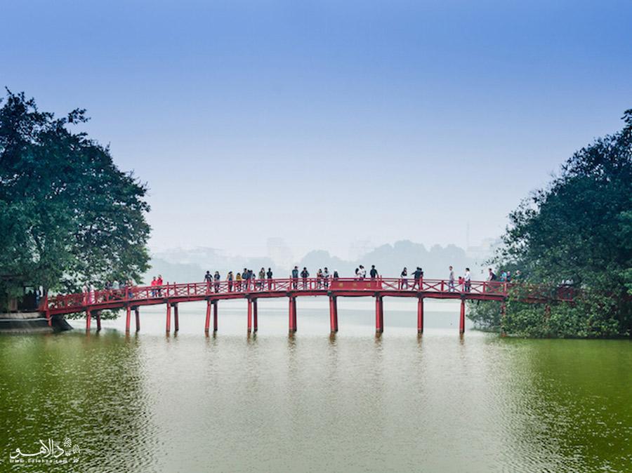دریاچه هوئان کیم