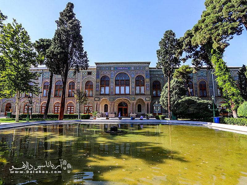 کاخ گلستان، نگینی در مرکز تهران.